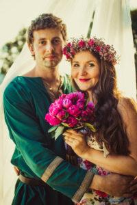 Kristy Roller svatba