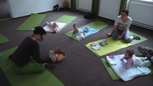 jóga pro maminky a miminka